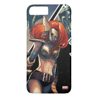Angela Comic Montage iPhone 8 Plus/7 Plus Case