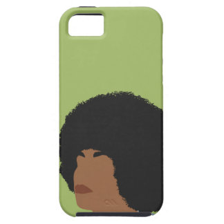 Angela Davis Feminist iPhone 5 Case