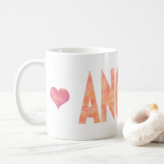 Angela mug