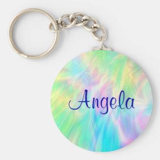 Angela_Pastel Keychain