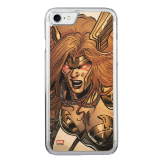 Angela Ready To Fight Carved iPhone 8/7 Case