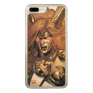 Angela Ready To Fight Carved iPhone 8 Plus/7 Plus Case