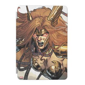 Angela Ready To Fight iPad Mini Cover