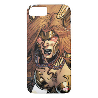 Angela Ready To Fight iPhone 8/7 Case