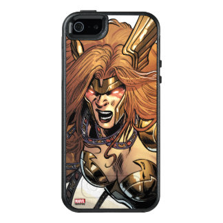 Angela Ready To Fight OtterBox iPhone 5/5s/SE Case