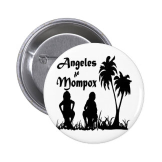 Angeles de Mompox Pinback Button