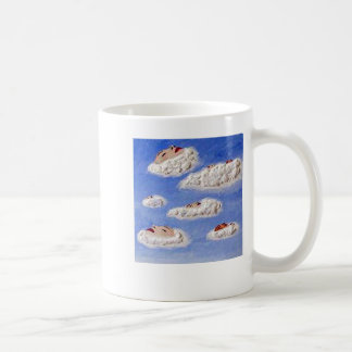 Angelface Classic White Coffee Mug