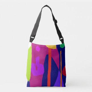 Angelfish Crossbody Bag