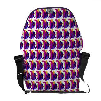 Angelfish Messenger Bags