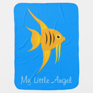 AngelFish_My Little Angel_Sweet & Adorable Baby Blanket