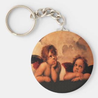 Angelic Cherubs Keychains