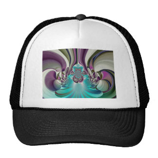 Angelic Hakuna Matata Purple Heart.jpg Trucker Hat