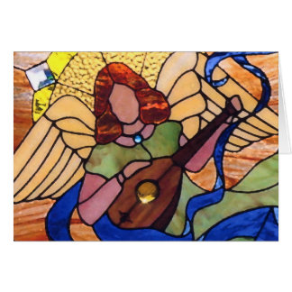 Angelic Harmony Card