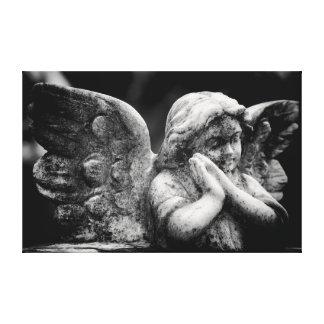Angelic Memorial Canvas Print