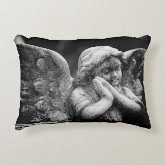 Angelic Memorial Decorative Pillow
