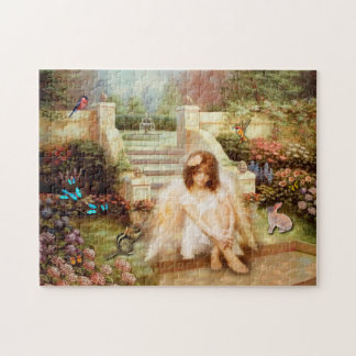 Angelic Serenity Prayer Puzzles