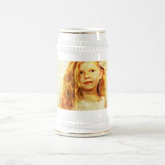 Angelic Wonder 18 Oz Beer Stein