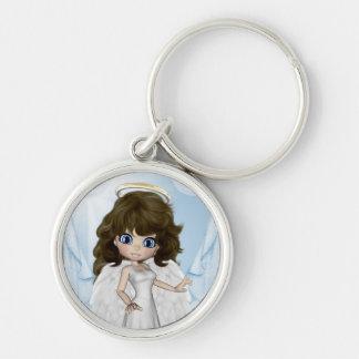 Angelica Angel Dreams Keychain