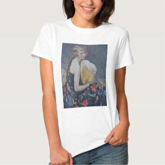 Angélique officinale tee shirts