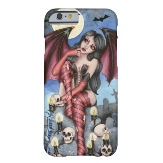 Angelique - Vampire Fairy iPhone 6 case Barely There iPhone 6 Case