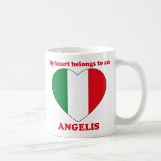 Angelis Tasse À Café