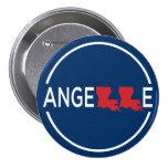 Angelle State Button 3 Inch Round Button