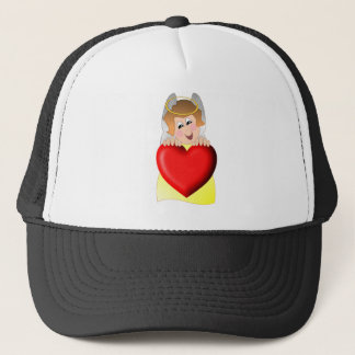 angellove trucker hat
