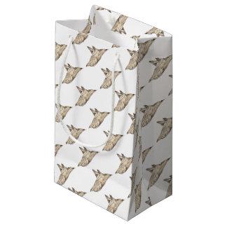 Angelote, shark angel small gift bag