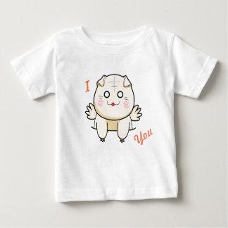 AngelPups Baby Fine Jersey Baby T-Shirt
