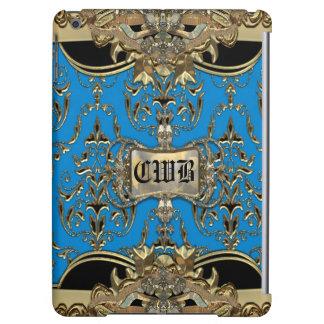 AngelRhyse Rue Elegant Monogram iPad Air Case