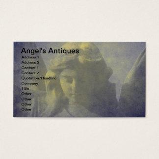 Angel's Antiques, Angel Digital Art Business Card
