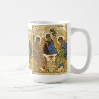 Angels At Mamre Trinity Coffee Mug