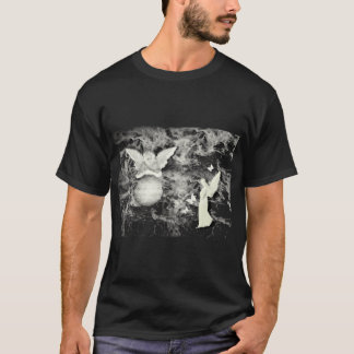 Angels-black and white T-Shirt