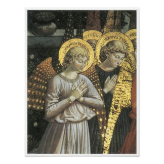 Angels, c. 1459 poster