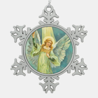 Angels Came Down at Christmas Ornament
