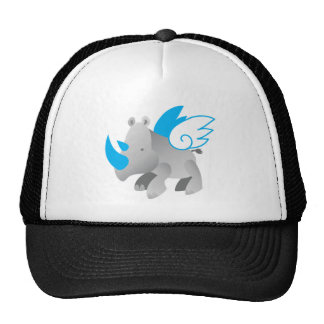 Angels come in all sizes RHINO Trucker Hat