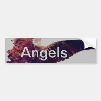 Angels - CricketDiane Art Bumper Sticker