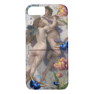 Angels Decoupage iPhone 7 Case