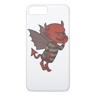 Angels & Devils Whispering Devil IPhone Cover