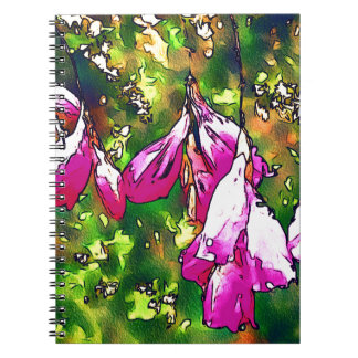 Angels Fishing Rods Notebooks