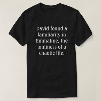 Angel's Flight Book Quotes T-Shirt