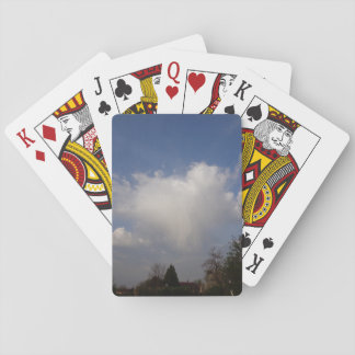 Angel's greeting in the morning playing cards