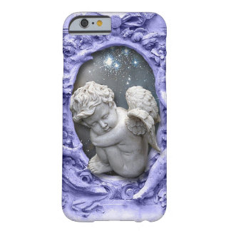 Angels Guarding Cherub, original art Barely There iPhone 6 Case