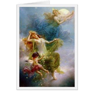 Angels in Dreamland Card