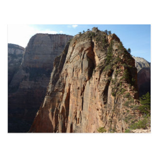Angels Landing at Zion National Park Postcard