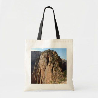 Angels Landing at Zion National Park Tote Bag
