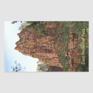 Angels Landing Sticker