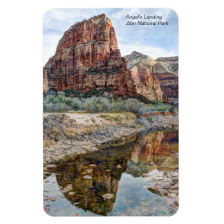 Angel's Landing Zion National Park Magnet