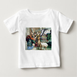 Angels Man Religion Painting Baby T-Shirt