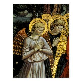 Angels Postcard